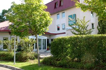 Quality Hotel am Tierpark - Outside