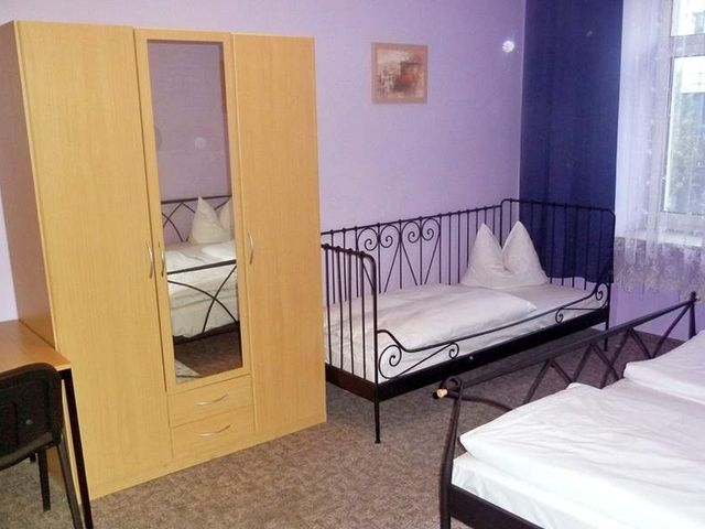 Pension Central - Room