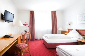 Lechpark Hotel - Camere