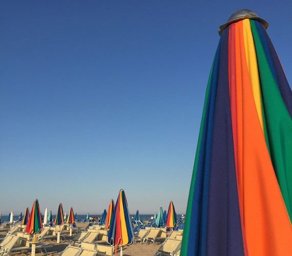 Beach holidays in Rimini - Fun for all ages