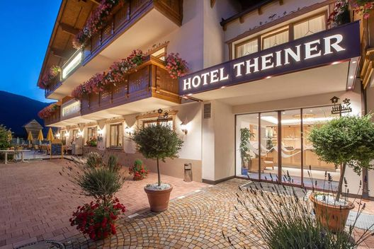 Hotel Theiner - Outside