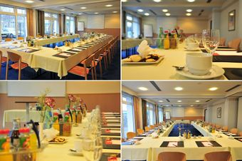 Quality Hotel am Tierpark - Conference room